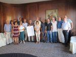 Fotografia del Comitè de Concessió del Memorial 2016